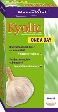 Kyolic one a day  - Hechtel-Eksel Winkelt