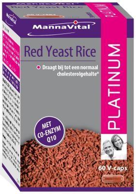 Red yeast rice platinum  - Hechtel-Eksel Winkelt