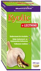 Kyolic + lecithine   - Hechtel-Eksel Winkelt
