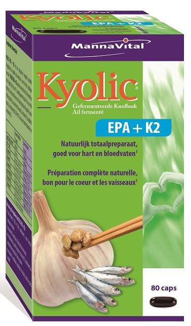 Kyolic epa + k2  - Hechtel-Eksel Winkelt