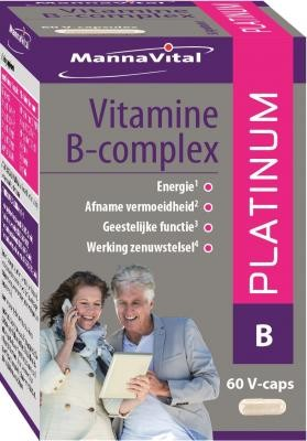 Vitamine B-complex platinum  - Hechtel-Eksel Winkelt