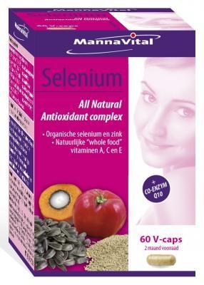 Selenium all natural antioxidant complex - Hechtel-Eksel Winkelt
