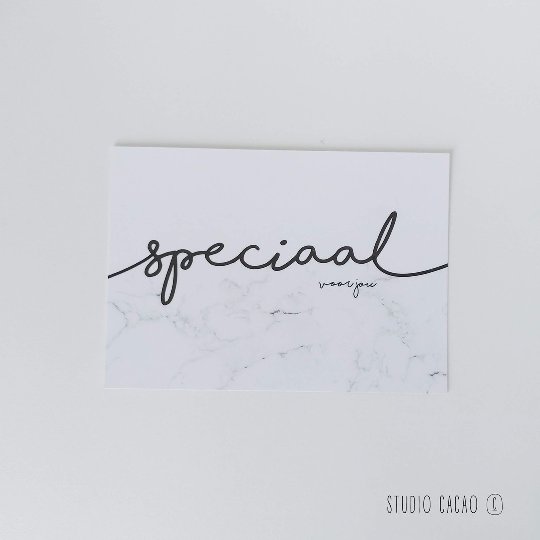 Marble Card - speciaal voor jou - Hechtel-Eksel Winkelt